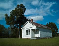 Cedar Hill School (Rodney Harvey) Tags: school abandoned missouri schoolhouse quaint oneroom