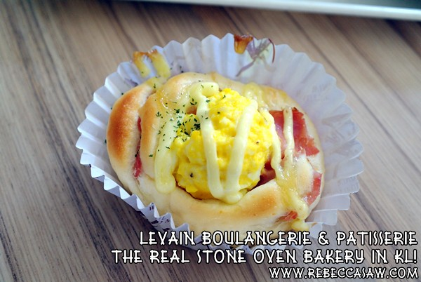 Levain Boulangerie & Patisserie, The real STONE OVEN bakery in KL-17