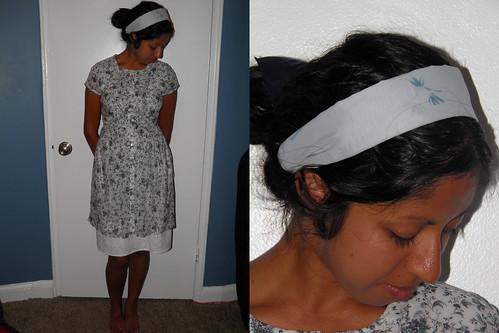 Day 19 Hair Accessory by preethib7