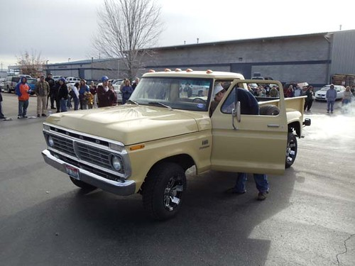 Ugly Truckling