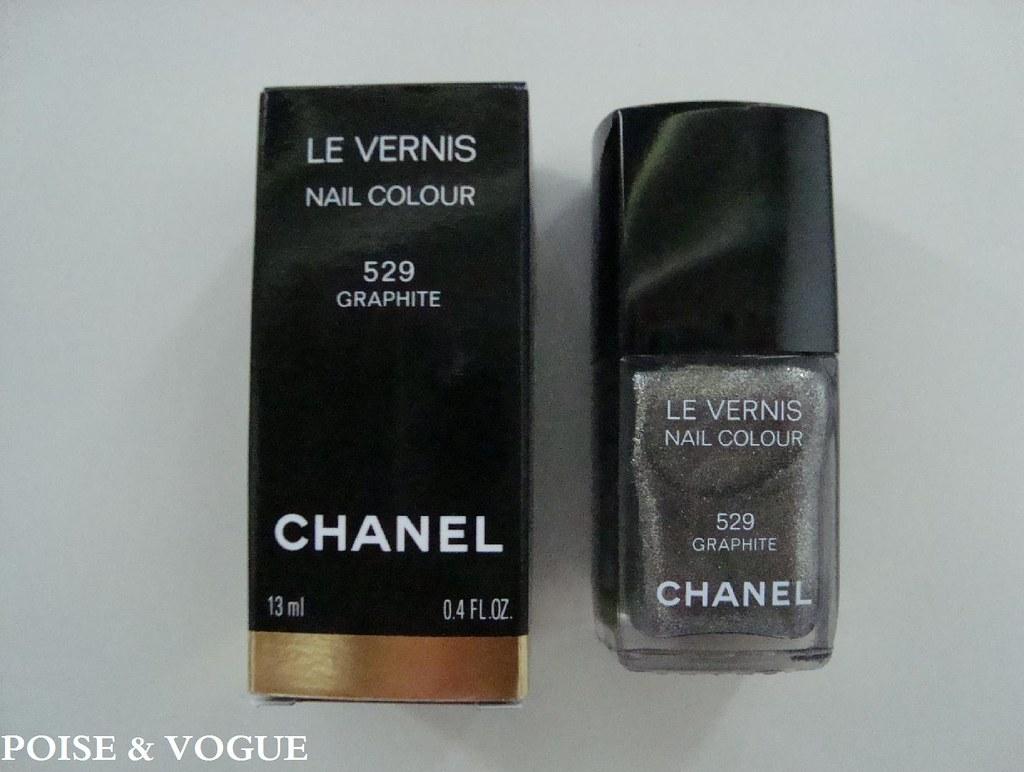 Chanel Graphite