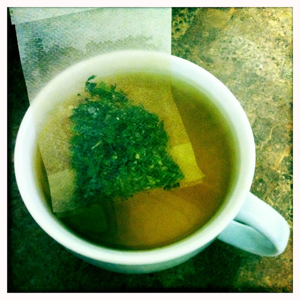 MinTisane steeping