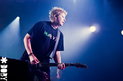 The Offspring (pour concert and co)