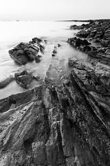 contrasti (Andrea Morico) Tags: sea blackandwhite water landscape nikon mare wideangle tokina1224 minimal tokina acqua bew paesaggio biancoenero 1224 d90