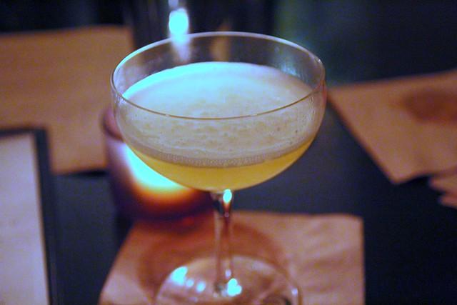 Single Village Fix cocktail at Beretta by Caroline on Crack