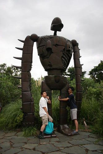 A Visit To The Ghibli Museum Sondy Alessondra Springmann