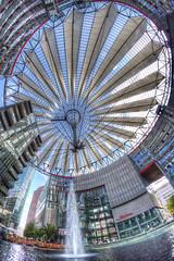 Sony Building Berlin