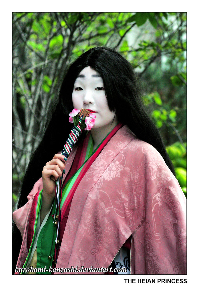 The Heian Princess