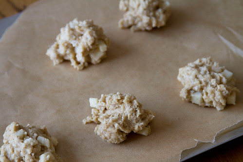 Apple Cake Cookies - 4