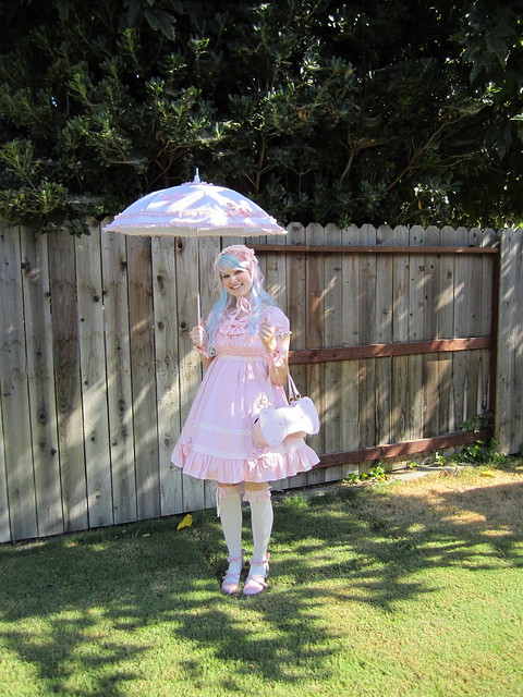 Angelic Pretty Ribbon Dress 1