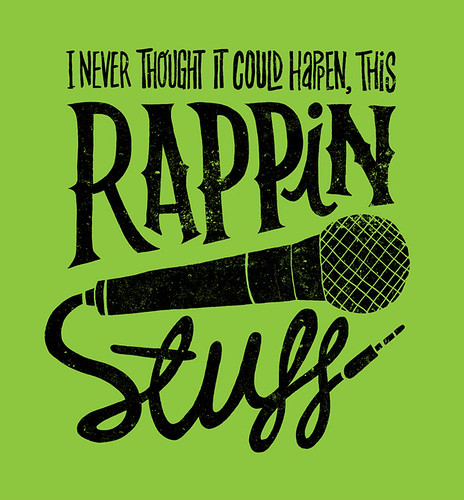Rappin Stuff by Jay Roeder