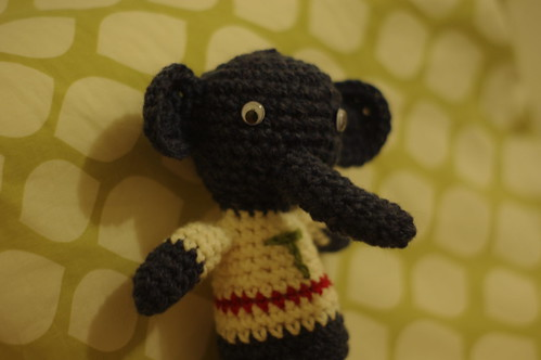 amigurumi #8 clone (more like a brother) 2