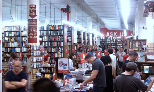 Restaurants Near The Strand Bookstore Nyc