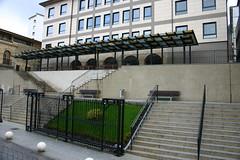 Frontal de la Biblioteca nueva