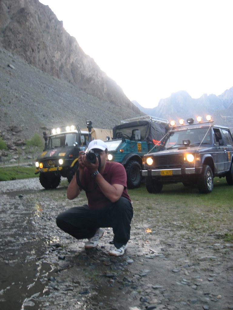 Team Unimog Punga 2011: Solitude at Altitude - 6130105471 3d73578ec9 b