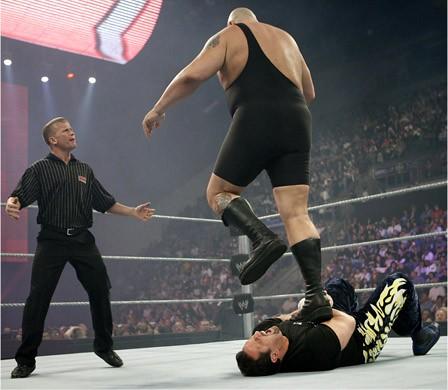 wrestling bondage face trampling