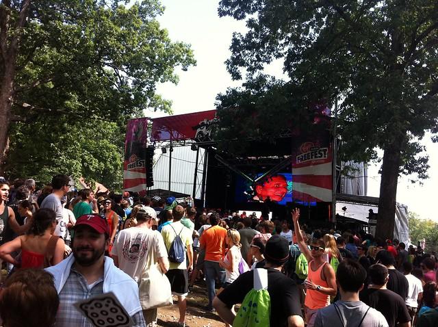 Virgin Free Fest 2011