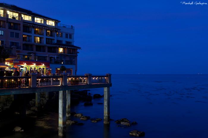 Monterey Twilight