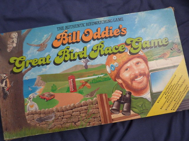 Bill Oddie's Great Bird Race Game