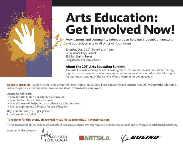 Arts Education Conference