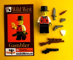 BrickWarriors Custom Gambler Minifig (Thrashq4g) Tags: cards lego prototype western decal minifig dynamite custom wildwest weapons gambler derringer sixshooter bowieknife brickwarriors sawedoffrifle buffalorifle