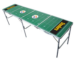 Pittsburgh Steelers Tailgating, Camping & Pong Table