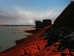 BLACKNESS CASTLE (kenny barker) Tags: sea sky landscape scotland rocks fife estuary panasonic forth le g1 blackness artdigital colorphotoaward coastuk trolledproud trollieexcellence fleursetpaysages