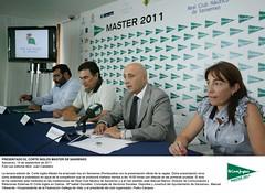 Presentación El Corte Inglés Máster 2011