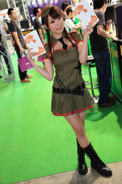 Tokyo Game Show2011
