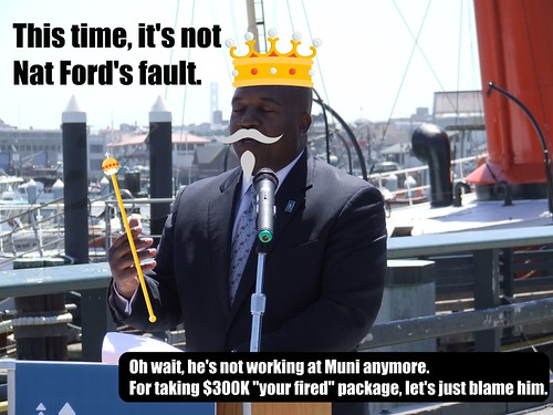 Nat Ford, CEO SFMTA (Parody 2)