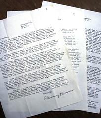 Flannery O' Connor Correspondence 1