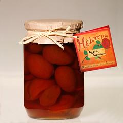 Γλυκό κουταλιού άγριο δαμάσκηνο-Wild plum spoon sweet