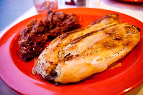 Bourekas at Sababa Grill
