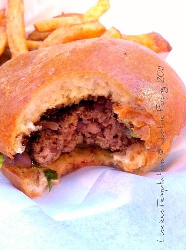 Beef - Honest Burgers, Brixton