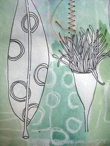 eucalyptus bloom design page