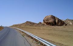 Mfatha Rocher (habib kaki 2) Tags: el algerie  ksar ain   boukhari mda    boucif mfatha