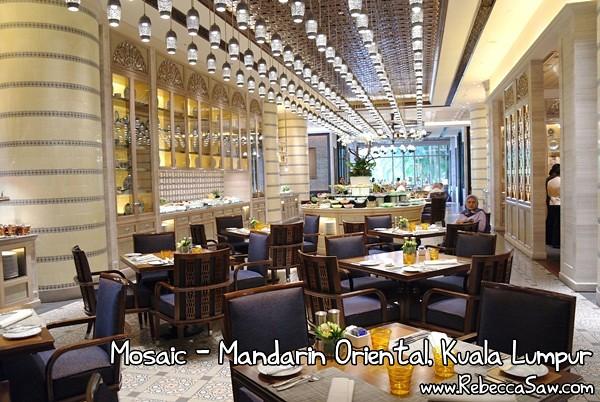 Mosaic- Mandarin Oriental, Kuala Lumpur-30