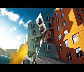 MIT Cambridge, Boston