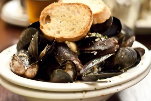 Mussels Man