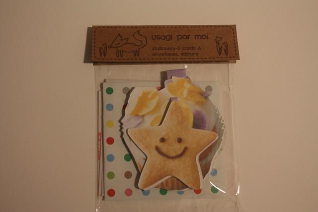 Handmade Pastry Stationery