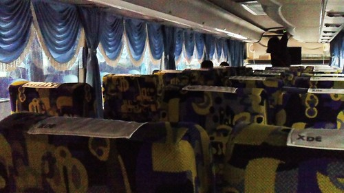 Bus to Genting Highlands