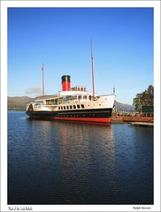 Maid of the Loch (ralph.stewart) Tags: canon scotland balloch lochlomond maidoftheloch