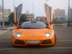 Lamborghini murcielago (Saudi To Speed) Tags: cars car speed arab saudi arabia lamborghini riyadh sv murcielago ksa                   sauditospeed