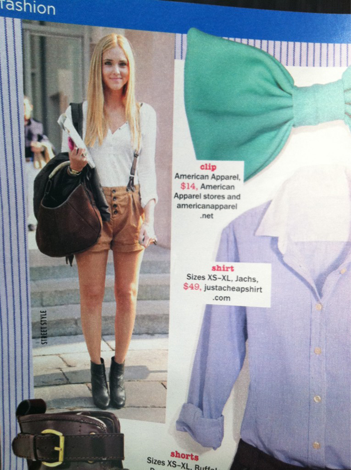Seventeen magazine USA