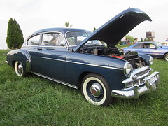 1949 Chevy Fleetline Deluxe (splattergraphics) Tags: deluxe chevy 1949 fleetline cruisenight glenrockpa marketsatshrewsbury