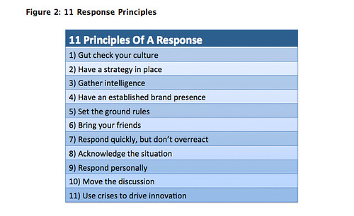 11 Principles For Responding To Disruption