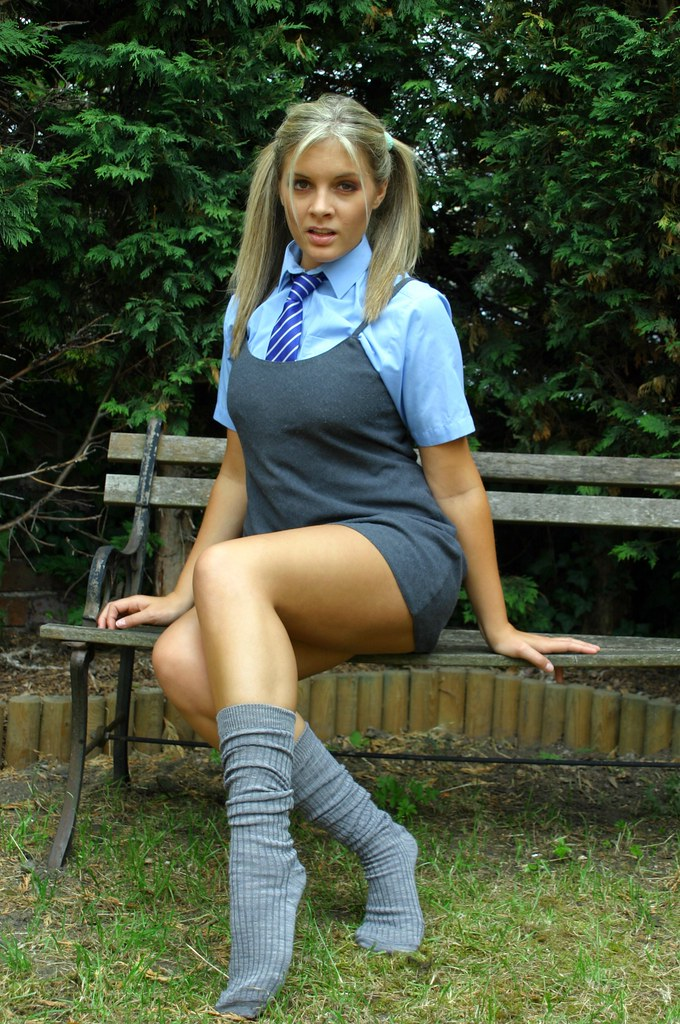 Blonde ucy shine with natural tits riding big stiff meat - 2 6