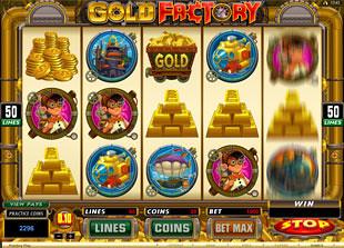 Gold Factory slot game online review