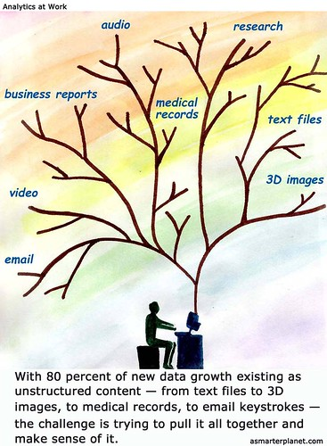 Analytics at Work: A tree of information