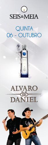 Avatar Facebook - Alvaro & Daniel by chambe.com.br
